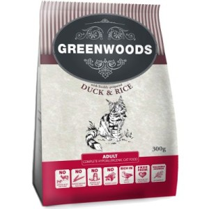 Greenwoods Adult Ente - 4 kg