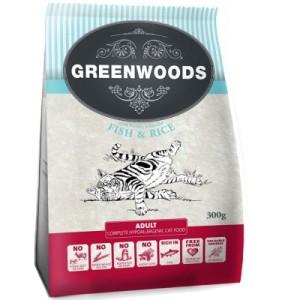 Greenwoods Adult Fisch - 4 kg