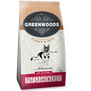 Greenwoods Truthahn & Reis - 2 x 12 kg