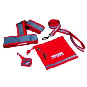 Großgebinde Royal Canin Breed + Reflektorenset gratis! - Rottweiler Junior (12 kg)