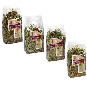 Hansepet Flower Mix - Sparpaket: Doppelpack 2 x 400 g