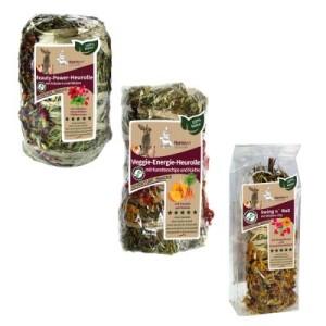 Hansepet Mix Hay Hay Hay - Sparpaket: Doppelpack 2 x 470 g