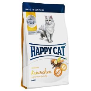 Happy Cat La Cuisine Kaninchen - Sparpaket: 2 x 4 kg