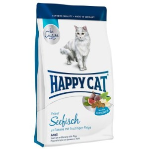 Happy Cat La Cuisine Seefisch mit Geflügel - 1
