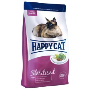Happy Cat Supreme Adult Sterilised - Sparpaket: 2 x 10 kg