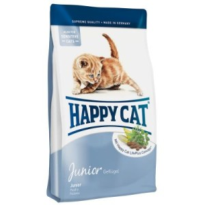 Happy Cat Supreme Junior - Sparpaket: 2 x 10 kg