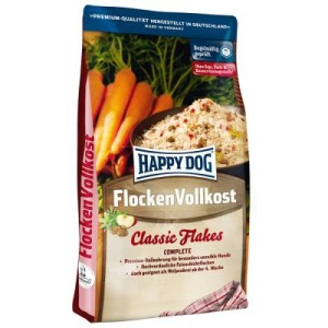 Happy Dog Flocken Vollkost - Sparpaket: 2 x 10 kg