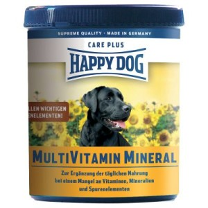 Happy Dog Multivitamin Mineral - 3 x 1 kg