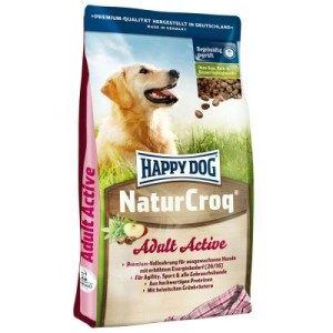 Happy Dog NaturCroq Active - Sparpaket: 2 x 15 kg