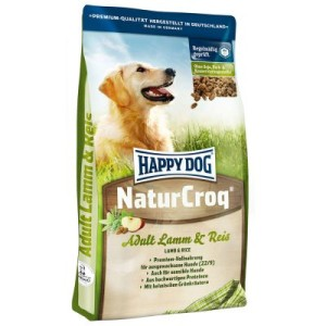 Happy Dog NaturCroq Lamm & Reis - Sparpaket: 2 x 15 kg