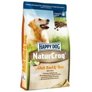 Happy Dog NaturCroq Rind mit Reis - Sparpaket: 2 x 15 kg