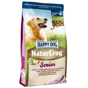 Happy Dog NaturCroq Senior - Sparpaket: 2 x 15 kg