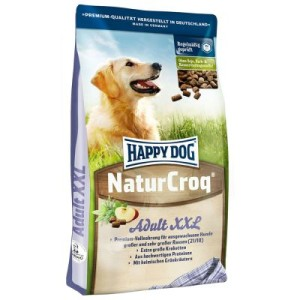Happy Dog NaturCroq XXL - Sparpaket: 2 x 15 kg