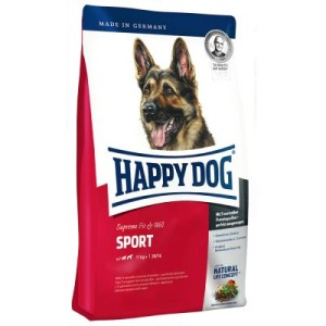 Happy Dog Supreme Fit & Well Adult Sport - Sparpaket: 2 x 15 kg