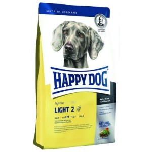 Happy Dog Supreme Fit & Well Light 2 - Low Fat - Sparpaket: 2 x 12