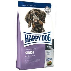 Happy Dog Supreme Fit & Well Senior - Sparpaket: 2 x 12