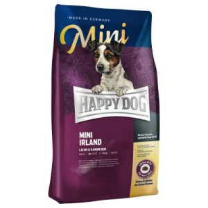 Happy Dog Supreme Mini Irland - Sparpaket: 2 x 4 kg