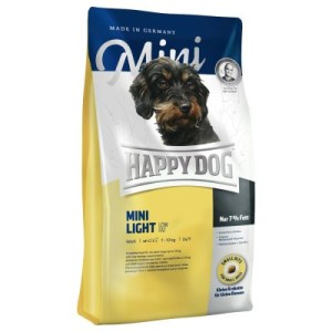 Happy Dog Supreme Mini Light Low Fat - Sparpaket: 2 x 4 kg