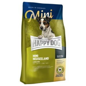 Happy Dog Supreme Mini Neuseeland - Sparpaket: 2 x 4 kg