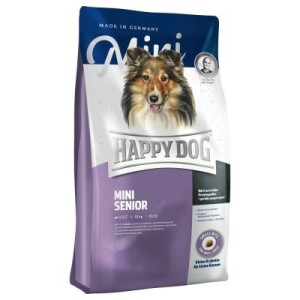 Happy Dog Supreme Mini Senior - Sparpaket: 2 x 4 kg
