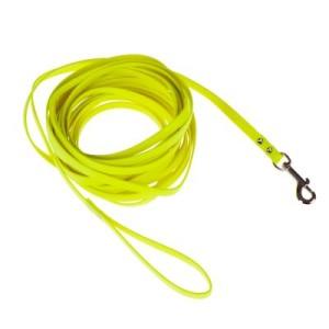 Heim Biothane® Suchleine - neon-gelb - 5 m lang