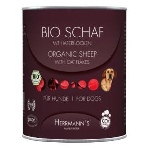 Herrmanns Bio-Menü Schlemmerpaket 6 x 800 g - 12 x 800 g