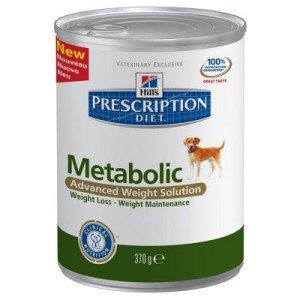 Hill´s Prescription Diet Canine Metabolic - 24 x 370 g
