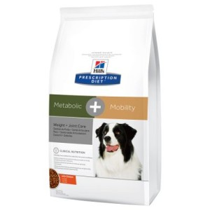 Hill´s Prescription Diet Canine Metabolic & Mobility - Sparpaket: 2 x 12 kg