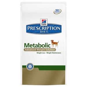 Hill´s Prescription Diet Canine Metabolic - Sparpaket: 2 x 12 kg