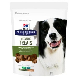 Hill´s Prescription Diet Canine Metabolic Treats - 3 x 220 g