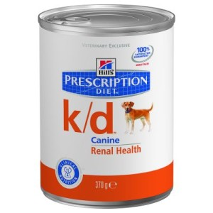 Hill´s Prescription Diet Canine k/d Renal Health - 12 x 370 g