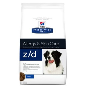 Hill´s Prescription Diet Canine z/d Allergy & Skin Care - Sparpaket: 2 x 10 kg