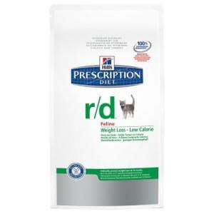 Hill´s Prescription Diet Feline r/d bei Übergewicht - Sparpaket: 2 x 5 kg