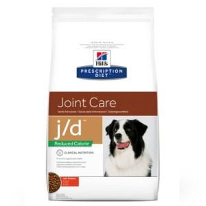 Hill´s Prescription Diet j/d Joint Care Reduced Calorie - 12 kg