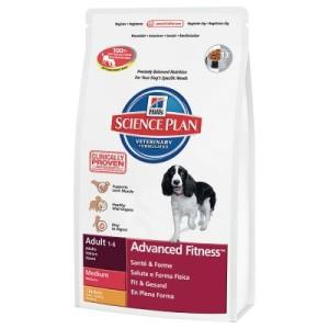 Hill's Canine Adult Huhn Hundefutter - Sparpaket: 2 x 12 kg