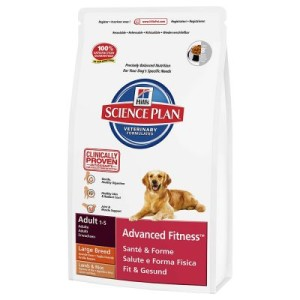 Hill's Canine Adult Large Breed Huhn Hundefutter - 18 kg