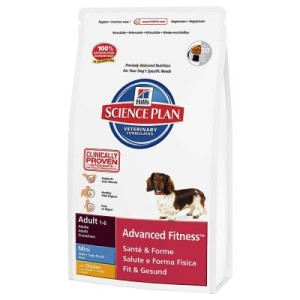 Hill's Canine Adult Mini Huhn Hundefutter - 2
