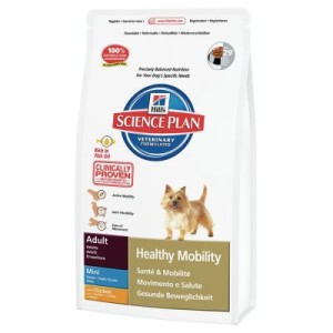 Hill's Canine Healthy Mobility Small Breed - Sparpaket: 3 x 3 kg