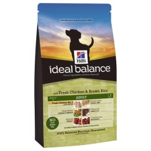 Hill's Canine Ideal Balance Adult Huhn & Reis - 2 x 12 kg