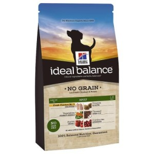 Hill's Canine Ideal Balance Adult No Grain Huhn & Kartoffel - 12 kg