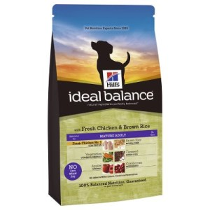 Hill's Canine Ideal Balance Mature Huhn & Reis - 12 kg