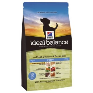 Hill's Canine Ideal Balance Puppy Huhn & Reis - 2 x 12 kg