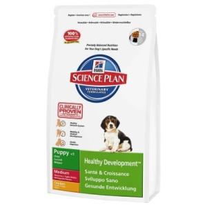 Hill's Canine Puppy Huhn Hundefutter - Sparpaket: 2 x 12 kg