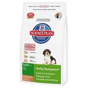 Hill's Canine Puppy Lamm & Reis Hundefutter - 12 kg