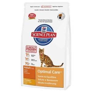 Hill's Feline Adult Huhn - 15 kg