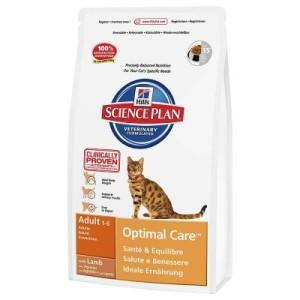 Hill's Feline Adult Lamm - Sparpaket: 2 x 10 kg