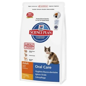 Hill's Feline Adult Oral Care - Sparpaket: 2 x 5 kg