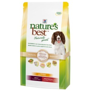 Hill's Nature's Best Canine Adult Mini/Medium Hundefutter - Sparpaket 2 x 12 kg