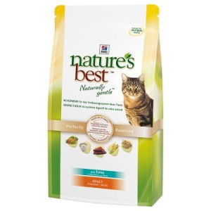 Hill's Nature's Best Feline Adult Thunfisch - Sparpaket: 2 x 2 kg