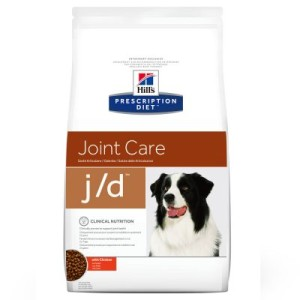 Hill's Prescription Diet Canine j/d Joint Care - Sparpaket: 2 x 12 kg